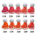 Top Coat luminoso Nail Polish (6 ml, 1 botella)