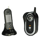 2.4GHZ Digital Wireless Intercom Color Video Door Phone