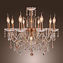 PICKAWAY - Lustre Cristal com 9 Lmpadas