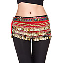 Performance Dance Belt For Ladies – Polyester With 338 Coins More Colors