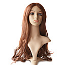 100% Human Remy Hair Hand Tied Hair Lace Front Wave 26 Inches Hair Wigs Multi-Colors to Choose