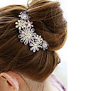 Women's Diamond Flower Hair Stick(10*8.5CM)