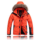 AD-2166 Waterproof VALIANLY Outdoor Men's Skiing Down Jacket