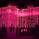 8Mx3M Red LED String Lamp with 800 LEDs - Christmas & Halloween Decoration