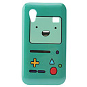 tegneserie Game Boy Design Hard Cover ftil Samsung Galaxy Ace S5830