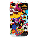 Cartoon Style Hard Case for iPhone 4/4S
