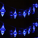 1,5 M Blue Diamond Star LED String Light avec 10 LED
