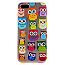 Cute Owl Pattern Hard Case for iPhone 5