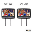 10,1 inch hoofdsteun auto dvd speler ondersteuning games, sd-kaart (1 paar)