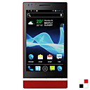 X26 + MT6577 1GHz Android 4.0 Dual Core 4.0Inch Capacitiva Celular Touchscreen (Wi-Fi, FM, 3G, GPS)