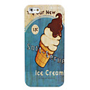 Ice Cream Pattern Hard Case for iPhone 5