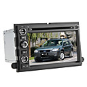 7 Inch 2Din Car DVD Player for Ford (GPS, Bluetooth, iPod, RDS)