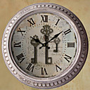 "13.5"" Going Home Metal Wall Clock"