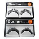 20 Pair Black Multi-style Fiber False Eyelashes