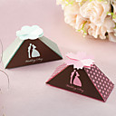 """Wedding Day"" Favor Boxes - Set van 12 (meer kleuren)"