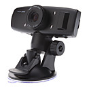 "HD 1080P 4x digital zoom Night Vision Vehicle Car Videokamera DVR med 1,5 ""TFT LCD skjerm"