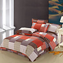 Oriental Charm Full / Queen 4-Piece Duvet Cover Set