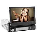 7 pulgadas 1 Din Car DVD Player con Bluetooth, iPod, RDS