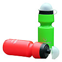 ROSWHEEL 680ml Plastic Sport Water Bottle met Stofdichte Cover 51399