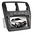 8 polegadas de DVD do carro para o Lotus L5 (Bluetooth, GPS, iPod, RDS, SD / USB, controle de volante, tela de toque)