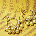 Gorgeous Pearl Beaded Earrings