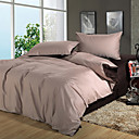 4PCS Michelle Double Face Cotton Duvet Cover Set