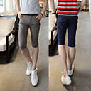 Men's Skinny Chino Short Pant