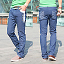 Hombre Straight Pant Colorblock Chino