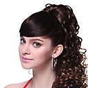 Top Grade Quality Black Wavy Hair Bang