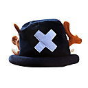 Cosplay Hat Inspired by One Piece Tony Tony Chopper Black