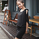Women's Dolman Sleeve Casual Dress