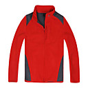Langzuyoudang Heren Outdoor Winddicht Fleece Jacket