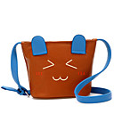 Women's Basic Cute PU Crossbody