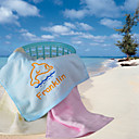 Personalized Novelty Dolphin Pattern Bamboo Fiber Towel(More Colors)