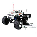 01:08 RC Truck Nitro Gas 21CC Engine 4WD 3-Speed ​​Monster Truck RTR Radio Remote Control Car Toys