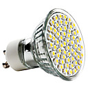 Warm-weies LED-Spotlicht (220-240V), Typ: GU10, 3.5W, 350-400LM, 2800-3200K