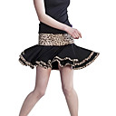 Dancewear Viscose and Spandex Latin Dance Skirt For Ladies