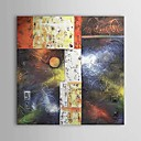 Hand Painted Oil Painting Abstract 1303-AB0326