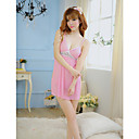 Women's Pink Sexy Chemise(Fit S-L)