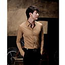 Men's Shirt Collar Short Sleeve Shirt
