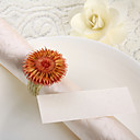 Nice DIY Floral Napkin Ring(20 Pieces)