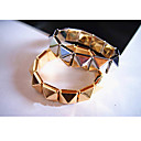 Alloy Rivet Shape Bracelet