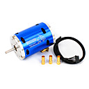 Fire Dragon 3 Chase 2 Poles 3.5T 9100KV 3650 3G2P Sensored Brushless Motor For 1/10 1/12 RC Car
