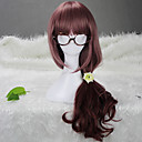 Brown Gradient 65cm Casual Lolita Wig