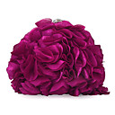 Sweet Layered Flower Clutch