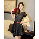 Women's Lace Swing Dress