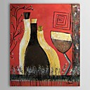 Hand Painted Oil Painting Abstract 1304-AB0476