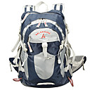 MONKKING Light Gray/Dark Blue Mountaineering Bag