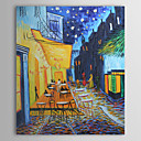Hand Painted Oil Painting Landscape Portrait Van.Gogh