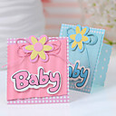 "Cute ""Baby"" Favor Box - Set of 12 (More Colors)"